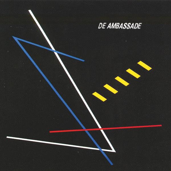 """De Ambassade - Wat Voel Je Nou (7"""")"""