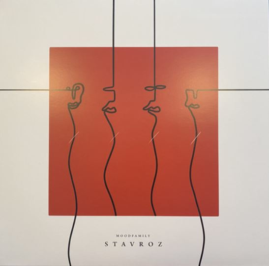 "Stavroz – Bleached Flamingo EP (12"")"