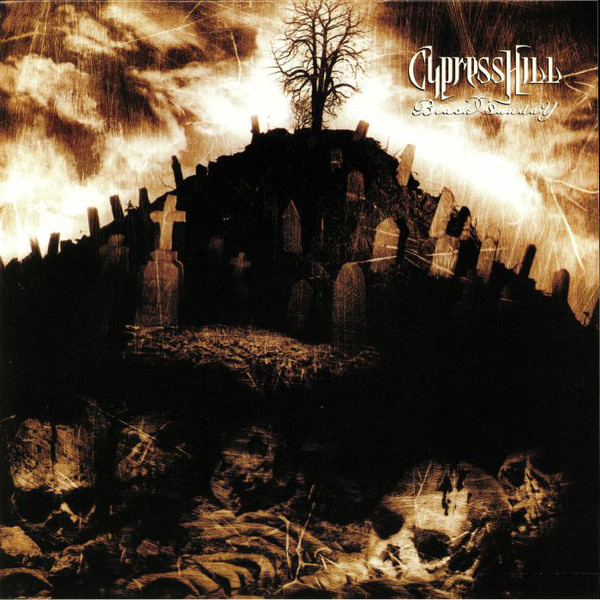 Cypress Hill ‎– Black Sunday
