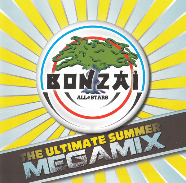 Bonzai All Stars - The Ultimate Summer Megamix