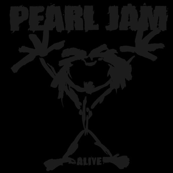 """Pearl Jam – Alive (USA) (12"""")"""