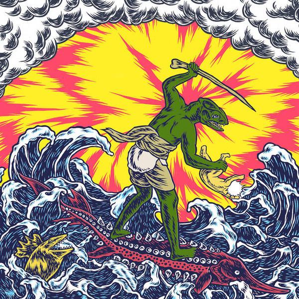 King Gizzard And The Lizard Wizard – Teenage Gizzard