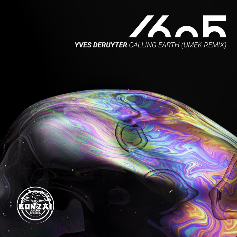 "Yves Deruyter - Calling Earth (12"")"