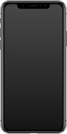iPhone X 256GB - Space Gray - Second life