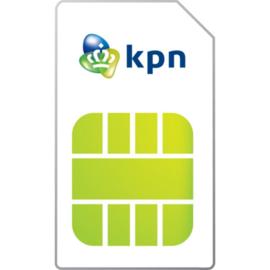 KPN Prepaid Simkaart pakket