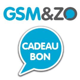 Cadeaubon GSM&ZO