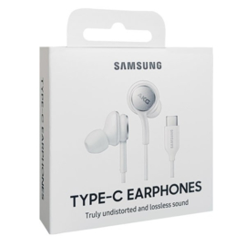 Samsung USB-C Earphones EO-IC100 (Wit)
