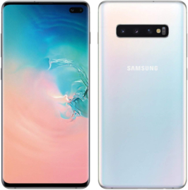 Samsung Galaxy S10 + Prism White - Second life