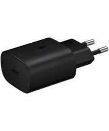 Samsung USB-C Snellader 25W Zwart