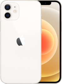Apple iPhone 12 64GB - White - Marge