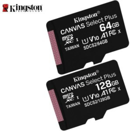 Kingston - Canvas select plus 64GB