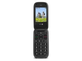 Doro PhoneEasy 613  Zwart