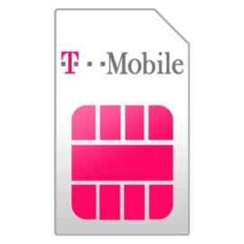T-Mobile Prepaid Simkaart pakket