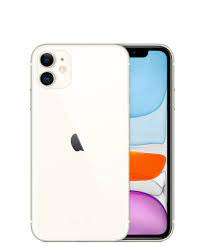 Apple iPhone 11  64GB - White - Marge