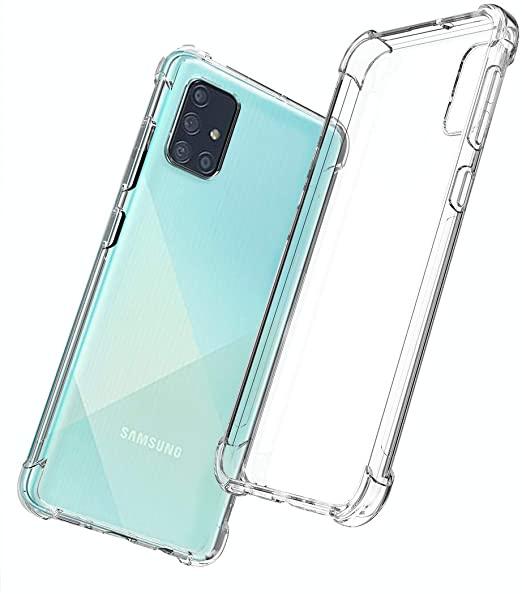Anti Shock Case - Samsung Galaxy A71
