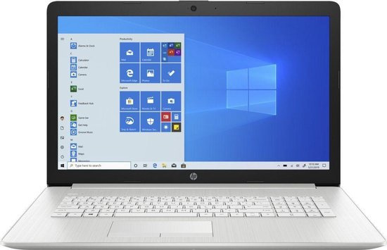 HP Laptop 17-ca3706nd 17,3 inch