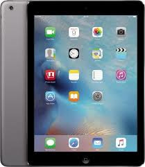 iPad Air - 32 GB - Black - Marge