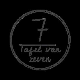 Tafel van zeven