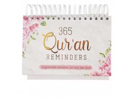 365 Qur'an reminders (goudfolie)