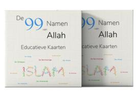 De 99 namen van Allah - Educatieve kaarten