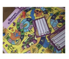 Junior Quran Competitie spel