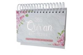 365 Qur'an reminders (roze folie)