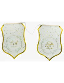 Eid mubarak slinger Leaf