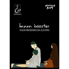 Imaan booster voor broeders en zusters