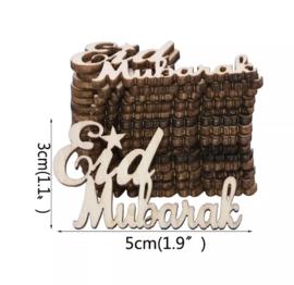 Eid mubarak decoratie (15 stuks)