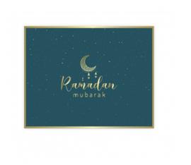 Ramadan placemat