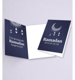 Wenskaart Ramadan Mubarak