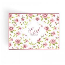 Eid Mubarak Placemat Vintage