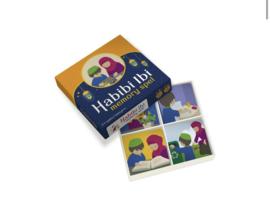 Islamitisch memory spel Habibi ibi