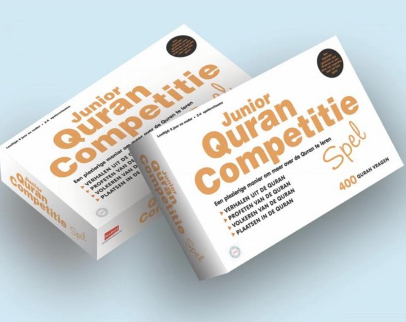 Junior Quran Competitie spel (wit)