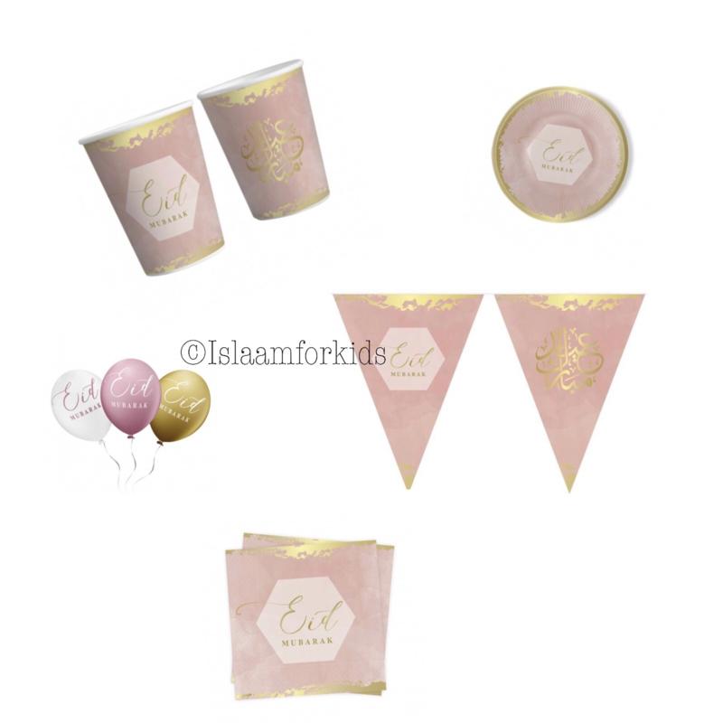 Voordeelbundel roze