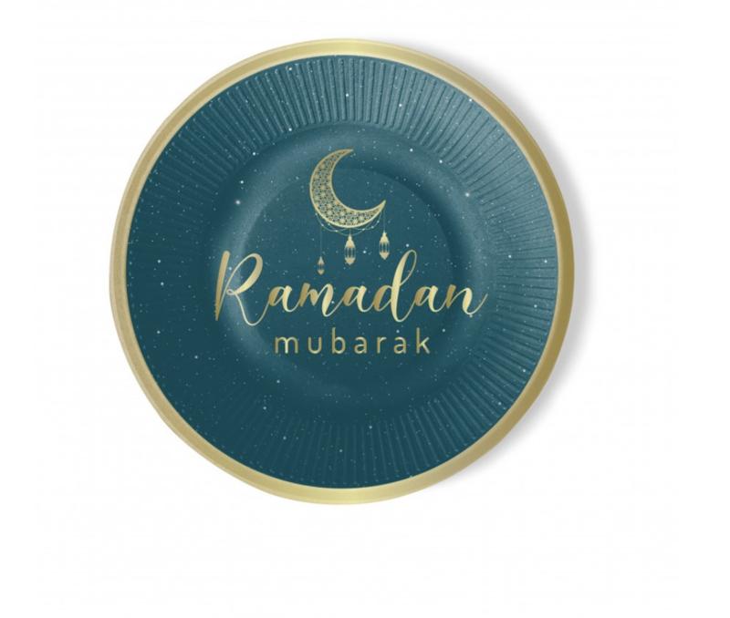 Ramadan borden (6 stuks)