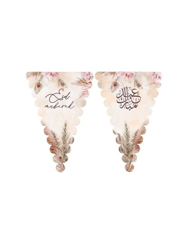Eid Mubarak slinger Boho Chic