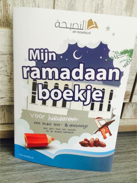 Ramadan activiteiten boek