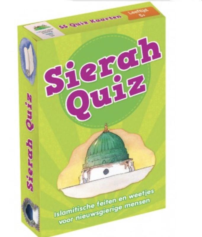 Sierah Quiz