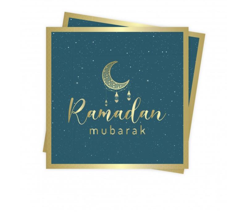 Ramadan servetten