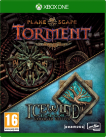 Planescape Torment + Icewind Dale