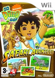 Go Diego Go Safari Avontuur