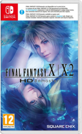 Final Fantasy X & X2 HD Remaster