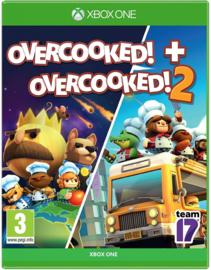 Overcooked! + Overcooked! 2 Double pack