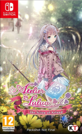 Atelier Lulua The Scion of Arland