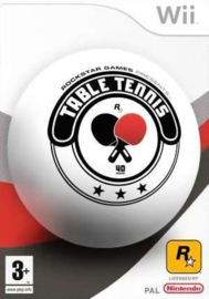 Table Tennis Rockstar Games Presents