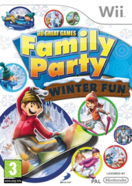 Family Party 30 Great Games Winter Fun