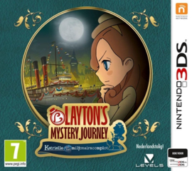Laytons Mystery Journey Katrielle en het miljonairscomplot
