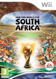 2010 South Africa - Wii