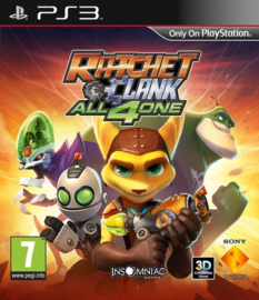 Ratchet & Clank, All 4 One